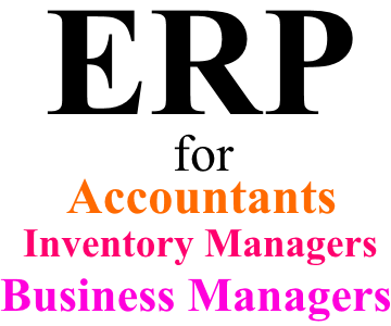 ERP Course: Accounting, Inventory, Reporting