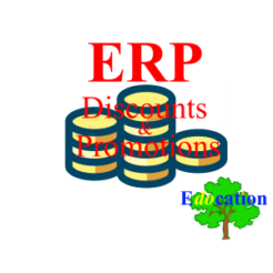 ERP Discounts and Promotions